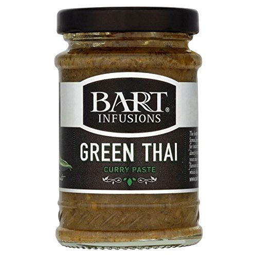 Bart Verde Pasta Di Curry Tailandese (90g)