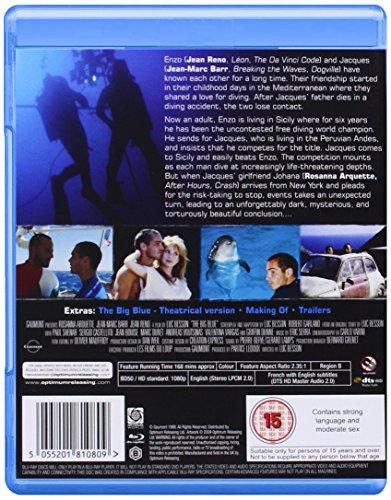 Big Blue [Blu-ray]