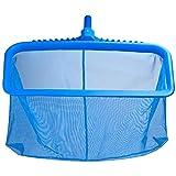 Augneveres Pool Net Leaf Skimmer Red Recogehojas Recogehojas de Superficie Recoge Hojas para Piscinas Recogehojas para Piscinas Estrenar para La Limpieza de Piscinas.