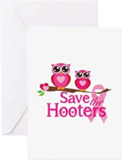 hooters birthday card