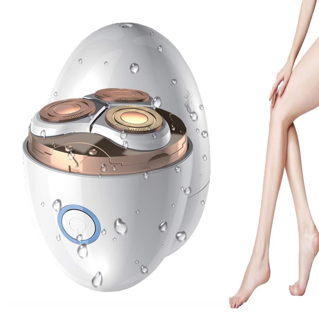 GYFSLG Depiladora Facial Eléctrica para Mujer, Depiladora Vello ...