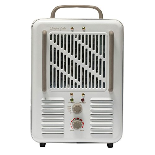Comfort Glow EUH352 Milkhouse Style Electric Heater 3-prong Grounded Plug Accessories heaters