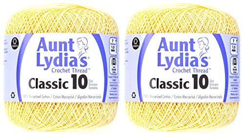 Coats Crochet 2-Pack - Aunt Lydia C…