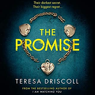 The Promise                   By:                                                                                                                                 Teresa Driscoll                               Narrated by:                                                                                                                                 Esther Wane,                                                                                        Billie Fulford-Brown,                                                                                        Steve West                      Length: 9 hrs and 35 mins     35 ratings     Overall 4.3