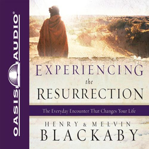 Experiencing the Resurrection audiobook cover art