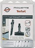 Rowenta ZR903101 Boquilla plana para todos los huecos y cepillo para sofá para escoba AirForce 360, no para X-Pert