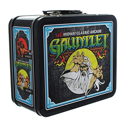Desconocido Midway Classic Arcade Tin Lunch Box, Gauntlet