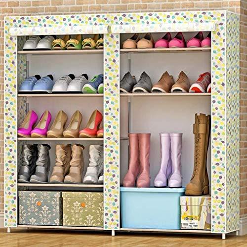 XWYSSH Veranstalter Schuhregal mit 5 Stufen, Aufbewahrungsbehälter for Schuhe, 30 Paare (Farbe :...