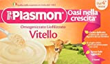 Plasmon Omogeneizzato Liofilizzato Vitello, 3 x10 g