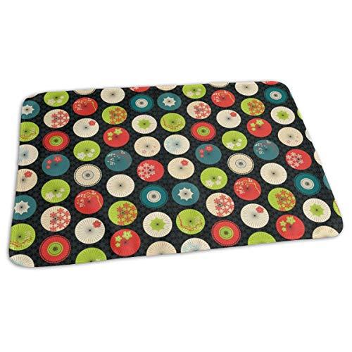 Japanse paraplu's in de zomer bed pad wasbaar waterdichte urine pads voor baby peuter kinderen en volwassenen 27.5 x19.7 inch