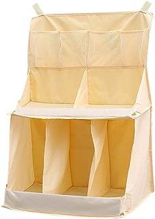 Dabixx Crib Hanging Storage Bag Bedside Multifunction Folding Practical Waterproof Diaper Sorting Bags Baby Kids Supplies