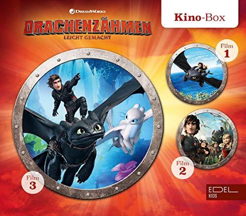 Drachenzähmen leicht gemacht - Kino-Box (1-3) - Die Original-Hörspiele zu den Kinofilmen