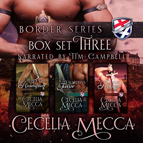 Border Series: Books 8-10 cover art