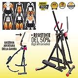 Zoom IMG-1 ffitness ellittica air walker slim