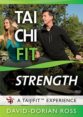 Tai Chi Fit STRENGTH with David-Dorian Ross (YMAA Taijifit series)