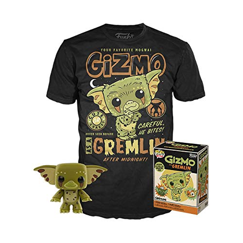 Funko Gremlins POP! & Tee Box Gizmo heo Exclusive Size L Shirts