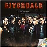 Riverdale Calendar 2021 Set - Deluxe 2021 Riverdale Wall Calendar with Over 100 Calendar Stickers (Riverdale Gifts, Office Supplies)