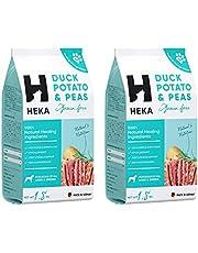 HEKA グレインフリードッグフード ダック、ポテト、エンドウ豆