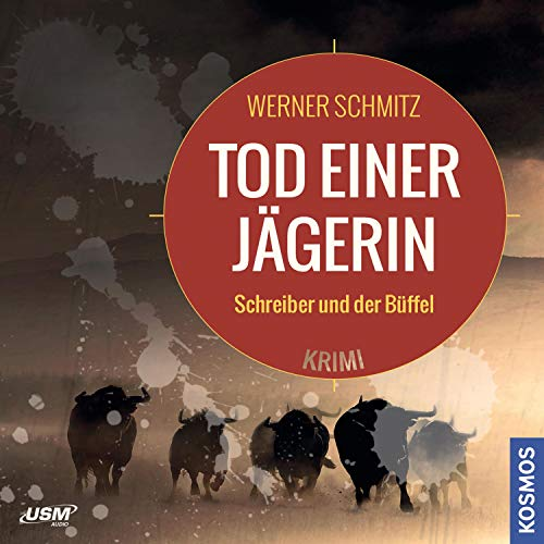 Tod einer Jägerin audiobook cover art