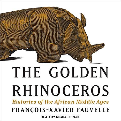 Couverture de The Golden Rhinoceros