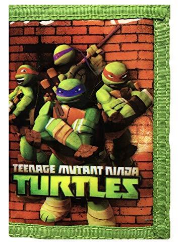 Teenage Mutant Ninja Turtles Portamonete Verde (verde)