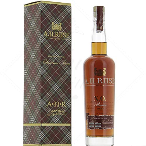 A.H. Riise A.H. Riise X.O. Reserve Christmas Rum Limited Edition - Old Edition 40% Vol. 0,7L - 700 ml