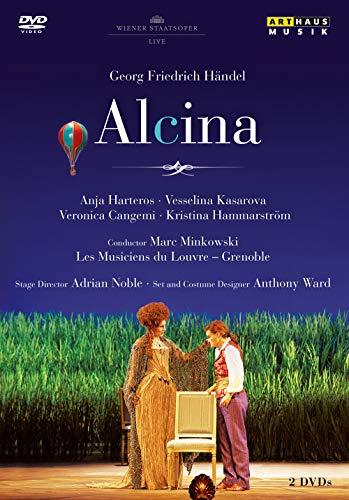 Georg Friedrich Händel - Alcina(+booklet)