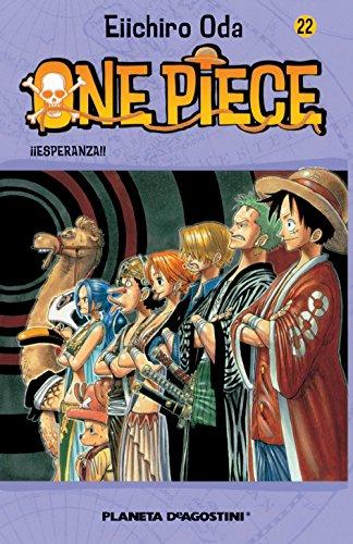 One Piece nº 22: ¡¡Esperanza!! (Manga Shonen)