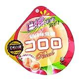 UHA味覚糖 コロロ 白桃 40g×6袋