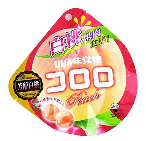 コロロ 白桃 6袋