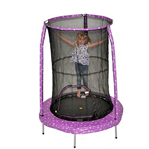 JUMPKING Tappeto Elastico per Bambini My First Trampoline - MOD. Principessa