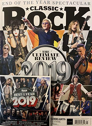 Classic Rock Magazine (January, 2020) End of the Year Spectacular The Ultimate Review 2019