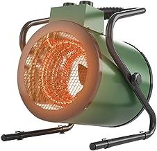 Heater Gqq @ Termoventilador de Exteriores portátil, Potencia 3000W,Calefactor Cerámico Profesional con 2 Potencias de Calor