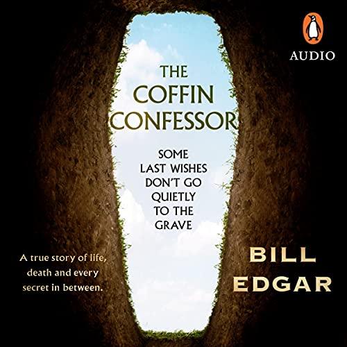 The Coffin Confessor cover art