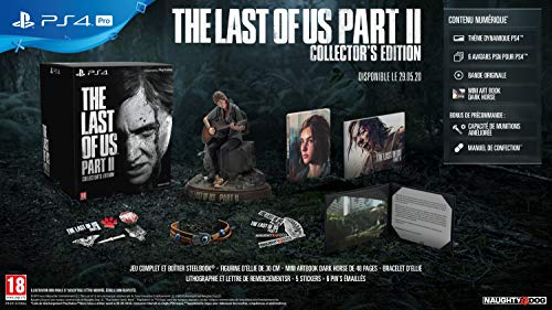 Sony PS4 Last of us 2 Collector - PS4
