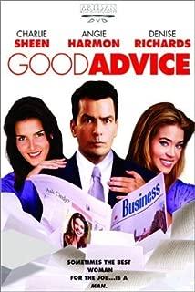 Good Advice by Lions Gate by Steve Rash