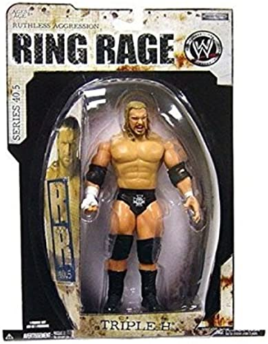 Wwe bague rage triple H serie 40.5 ruthless agression