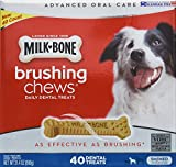 milkbone brushing chews for dogs