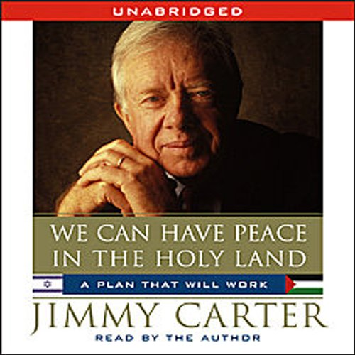 We Can Have Peace in the Holy Land audiobook cover art