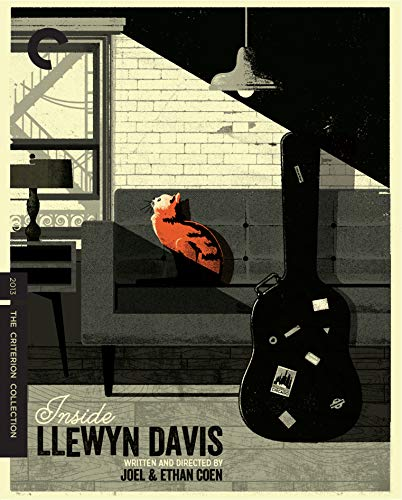 Inside Llewyn Davis (The Criterion Collection) [Blu-ray]