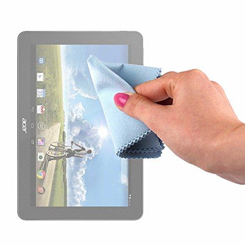 DURAGADGET Gamuza Limpiadora para Tablet Acer Iconia Tab 10 A3-A20 / Woxter Qx 105 - Ideal para Mantener La Pantalla Intacta
