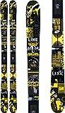 Line Honey Badger Ski's (166)