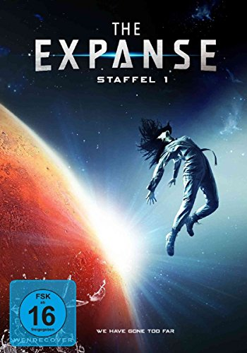 The Expanse - Staffel 1 (Uncut) (3 DVDs)