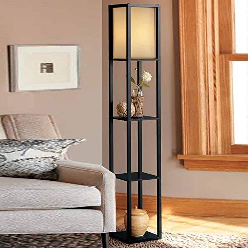 U-Enjoy Lustre Sol En Bois Moderne Minimaliste Lampe De Qualité Supérieure  Lumière Salon Chambre Couleurs Lampe De Chevet 160Cm Hauteur Lampadaire ...