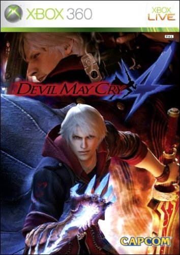 Devil may cry 4 [import allemand]