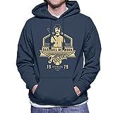 Cloud City 7 The Warriors Baseball Furies Men's Hooded Sweatshirt