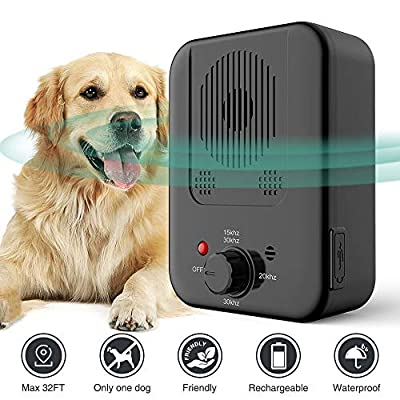 Bark Control Device - Mini Anti Barking Device ...