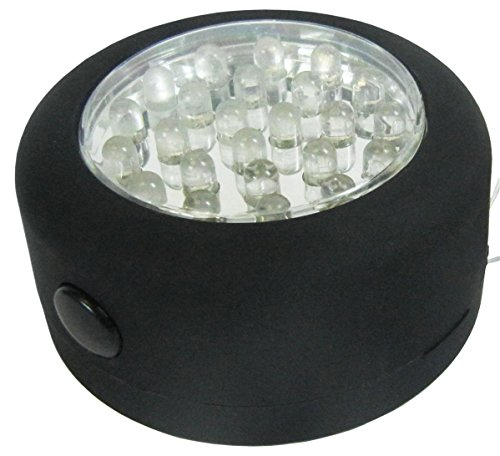 Uni-Com Détecteur 60192 multi-light 24 LED, noir
