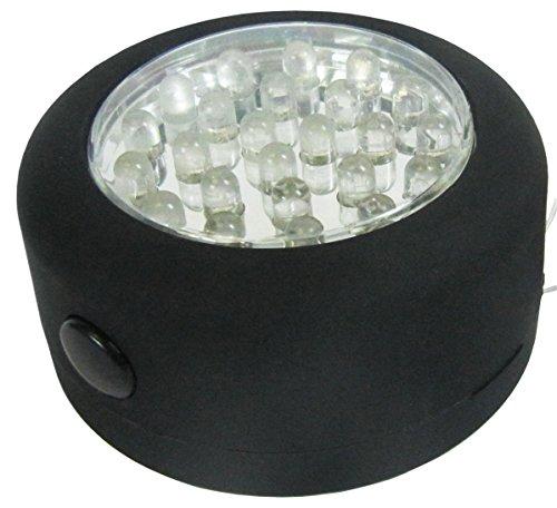 Uni-Com 60192 24 LED, luce multicolore, colore: nero
