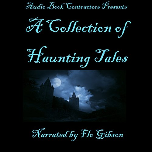 A Collection of Haunting Tales audiobook cover art